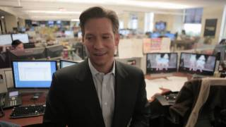 Richard Engel Talks about Anchoring on MSNBC