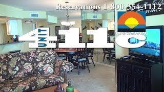 Unit 411C Summerhouse Panama City Beach Vacation Condo
