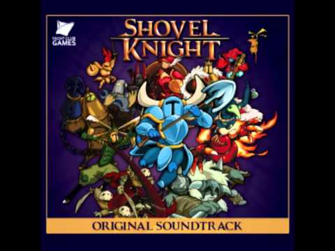 Shovel Knight OST Jake Kaufman - High Above the Land (The Flying Machine) EXTENDED