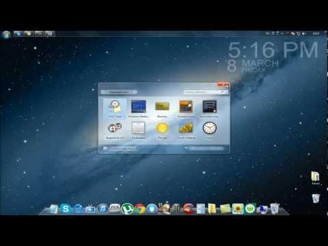 Как сделать mac из windows 10