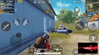 Too Hard to Spot and Kill Snake Squad Without Vehicle   2 vs 4 Moment   SOUŁ々Aman   PUBG MOBILE