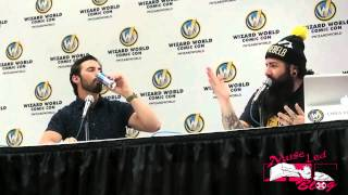 Milo Ventimiglia's Panel at Wizard World Las Vegas 2015