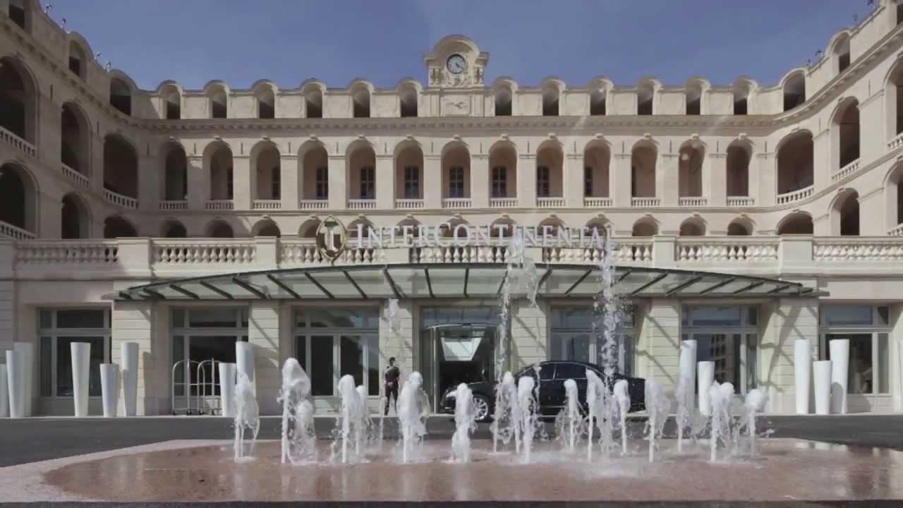 InterContinental Marseille  Hotel Dieu  Marseille  ihgcom