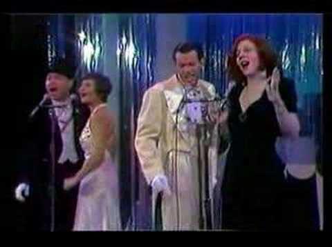 Manhattan Transfer - Blue Champagne