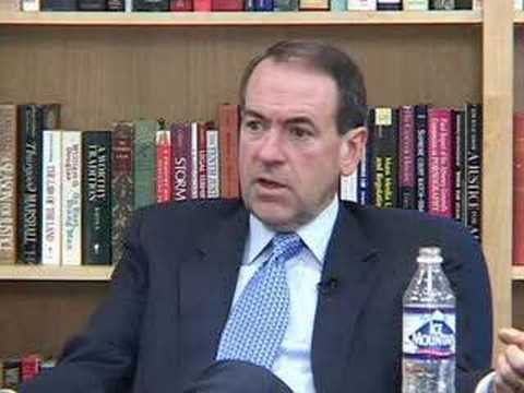 Mike Huckabee: Art and music education