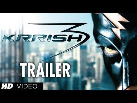 Krrish 3 Trailer Official (tamil) | Hrithik Roshan, Priyanka Chopra, Vivek Oberoi video