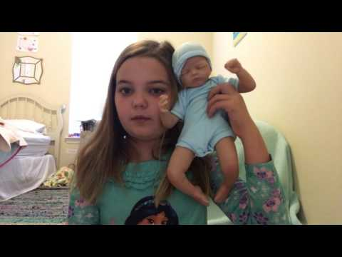 Ashton Drake Galleries Reborn Baby Twins Review!
