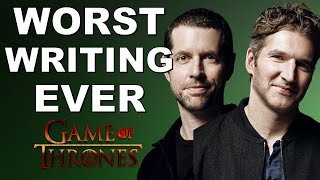 Worst Writing Ever on HBO's Game of Thrones - Top 5 Writing Blunders