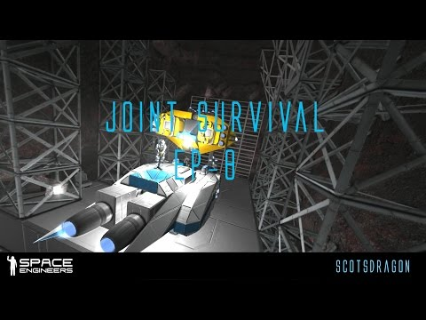 EP-8 Space Engineers, Joint Survival Double Docking