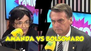 Bolsonaro TRETANDO no Pânico -  MM #4