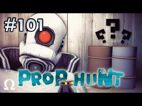 WHERE OH WHERE COULD LITTLE SLAM BE? | Prop Hunt #101