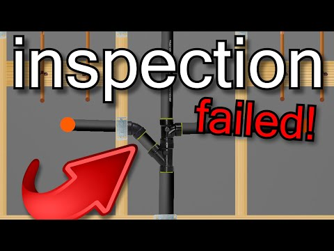 Download Lagu 10 Reasons Why You'd FAIL a Plumbing Inspection!   GOT2LEARN.mp3