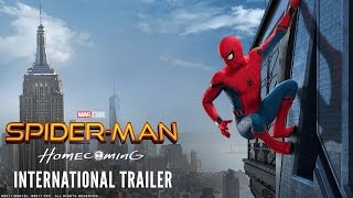 SPIDER-MAN: HOMECOMING - International Trailer #2