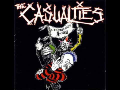 Casualties - No Rules