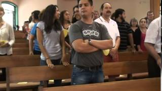 Religious Songs by the Congolese Catholic Choir of San Antonio, Texas USA