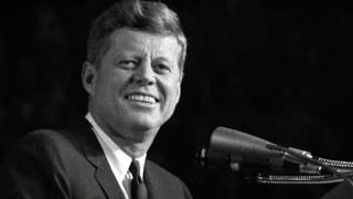 Video message marks JFK