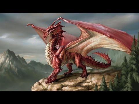 Medieval dragon music dragon cliffs youtube - Images de dragons ...