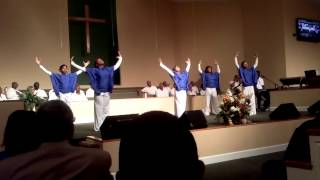Jekalyn Carr - Greater Is Coming - CTK Arise in motion