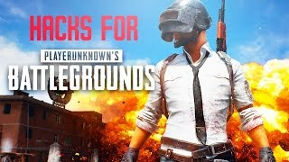 PLAYERUNKNOWN'S BATTLEGROUNDS Читы (02.06.2017 UPDATE.)