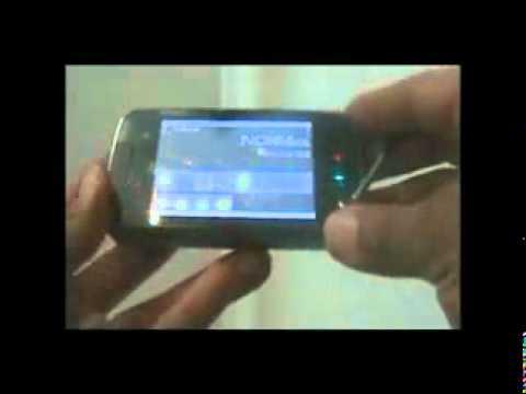Celular N97 WIFI, DUAL SIM CARD, TV..flv