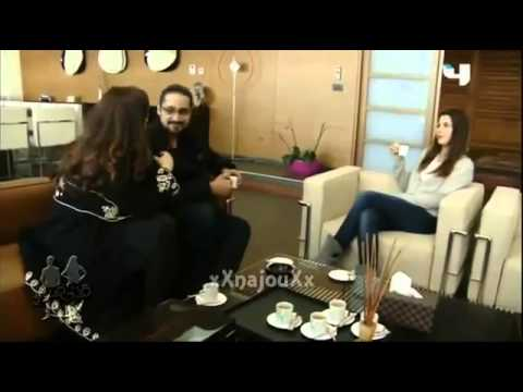 Nancy Ajram - Exclusive Interview at Nancy's Home