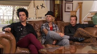 Green Day - Uno (Interview 1)