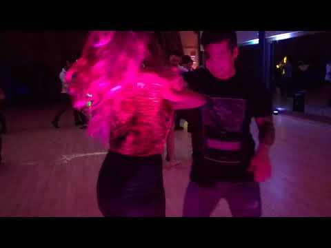 V2 UKDC DJ-KAKAH XMAS Social Dance Party ~ video by Zouk Soul