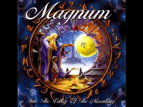 Magnum - Blood On Your Barbed Wire Thorns