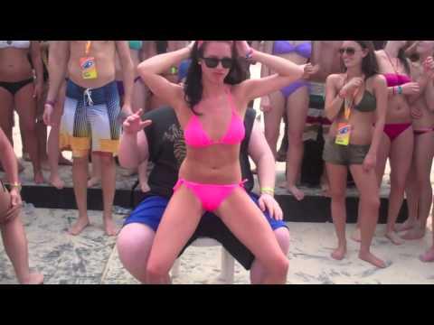 Spring Break Lap Dance