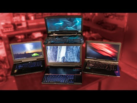 Over $20,000 of Gaming Laptops COMPARED