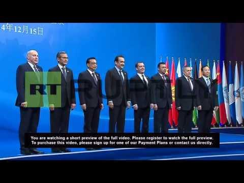 Kazakhstan: 'SCO must cooperate in facing global challenges' - PM Medvedev