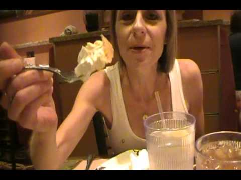 Las Vegas Buffet + Mom Has Funny Laugh Attack!