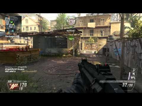 BO2: *INSANE* 224 Kills *SOLO* on Slums - Call of Duty: Black Ops 2