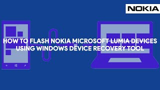 How To Flash Nokia Microsoft Lumia Devices Using Windows Device Recovery Tool - [romshillzz]