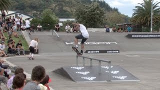 Kick Push East Coast Skate Comp Gisborne 2011