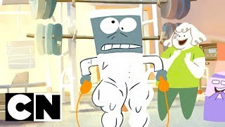 Lamput | Gym | Cartoon Network