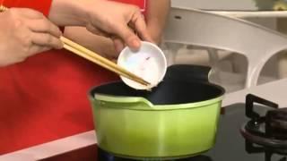Món Ngon Mỗi Ngày - Thịt Gà Kho Kim Chi