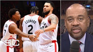 Raptors not named Kawhi Leonard will decide outcome of Game 5 - Michael Wilbon | SportsCenter