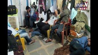 Shamshabad SOT Police Raid In Sajida Farmhouse At Shadhnagar