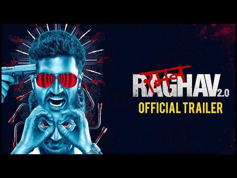 Raman Raghav 2.0 | Official Trailer | Nawazuddin Siddiqui & Vicky Kaushal | Releasing 24th June 2016