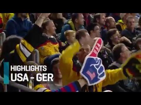 чм по хоккею 2017 германия сша.
