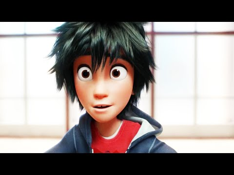 Big Hero 6 Trailer 2014 Disney Movie - Official [HD]