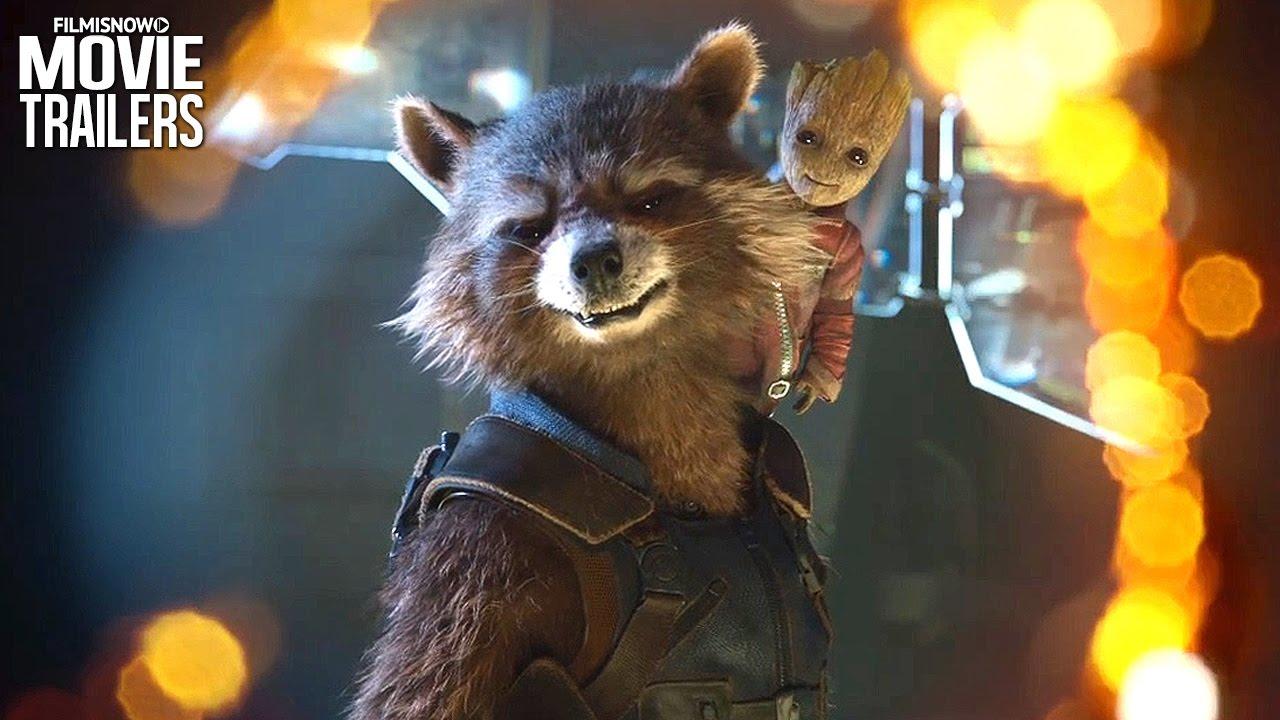 Guardians of the Galaxy Vol.2 | sneak peek of upcoming Marvel movie
