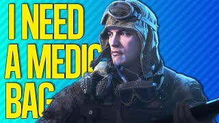 I NEED A MEDIC BAG | Battlefield V Open Beta