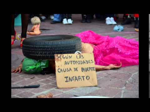 Llaman a manifestarse por los derechos de las mujeres; marcharán en cinco ciudades.