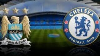 Manchester City vs Chelsea 1 1 All Goals HD