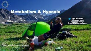 VEE Metabolism and Altitude