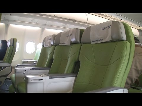 SkyMark Airlines A330-300 Premium Economy