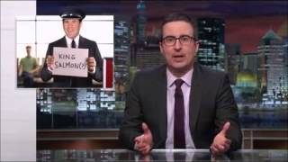 Last Week Tonight With John Oliver - Obama In Saudi Arabia