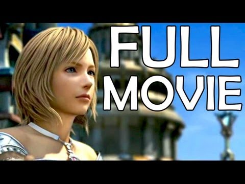 Final Fantasy XII The Movie Marathon Edition All Cutscenes 1080p